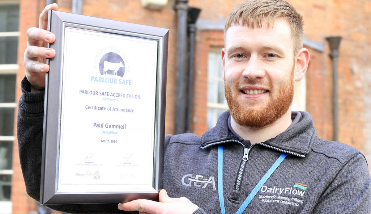 Paul Gemmell, DairyFlow