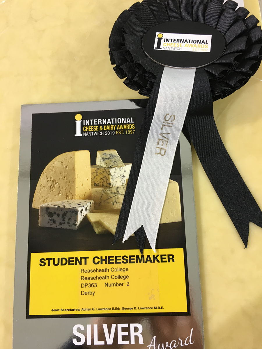 Silver Student Cheesemaker