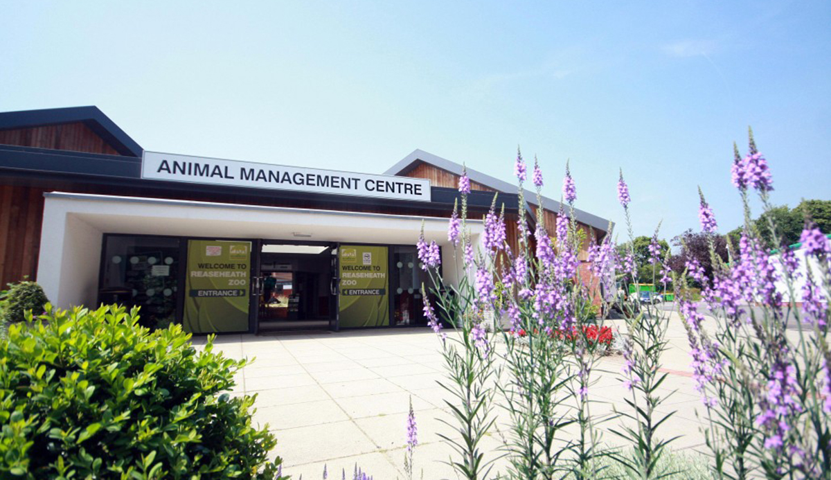 Reaseheath Animal Management Centre