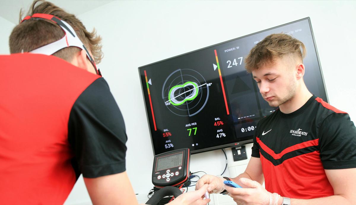 Reaseheath Sport Performance Academy