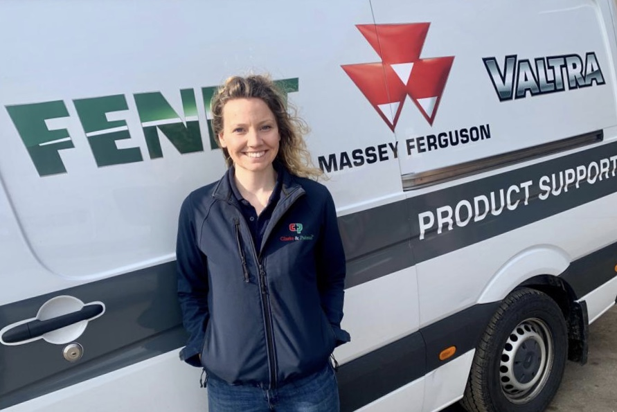 Hear from Mary Wallbank, a former Reaseheath apprentice