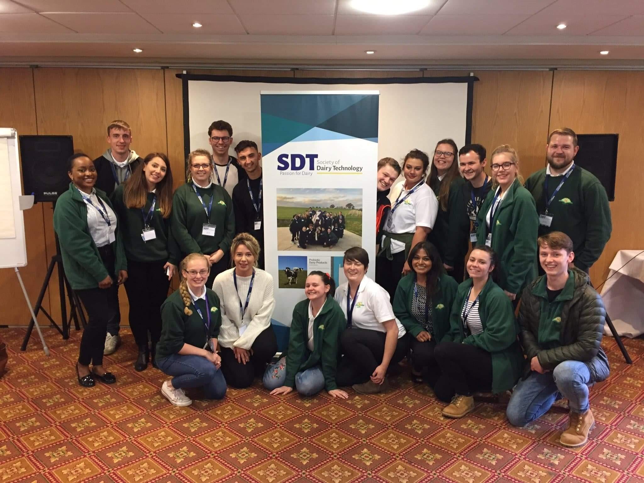 Dairy Technologist Apprentice secures dream job in Bahrain