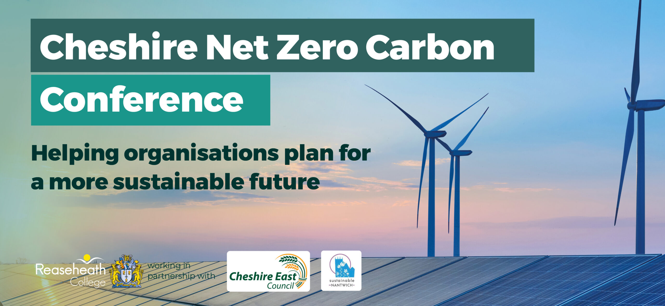 Local businesses urged to sign up for Zero Carbon Conference